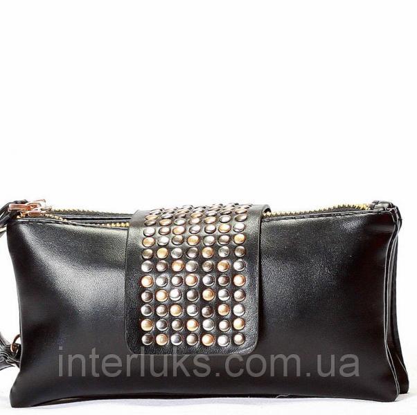 Женская сумка 2702 черная