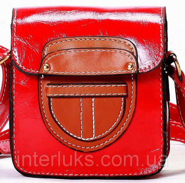 Женская сумка 031 красная