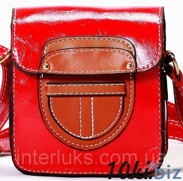 Женская сумка 031 красная - Женские сумочки и клатчи в магазине Одессы