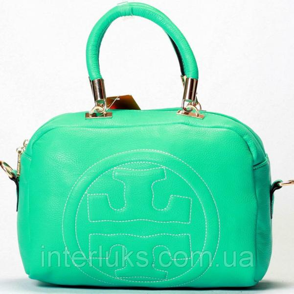 Женская сумка 2821 циановая