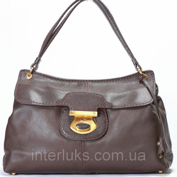 Женская сумка Gillian 342798 коричневая