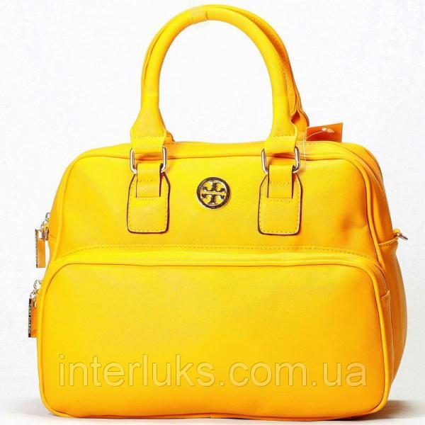 Женская сумка 8046 желтая