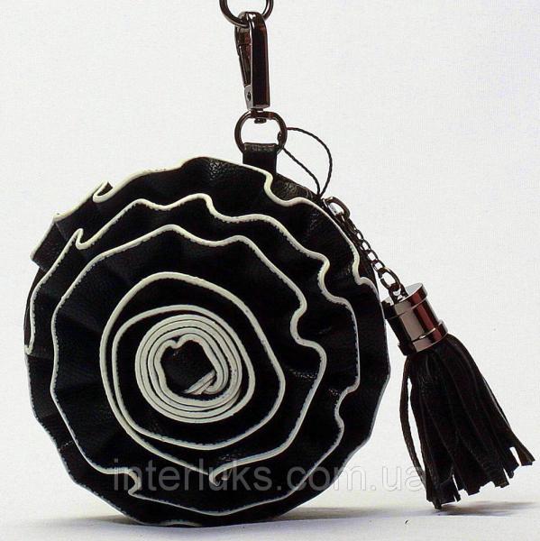 Женская сумка-кошелек Giorgio Ferrilli 11095 распродажа черная