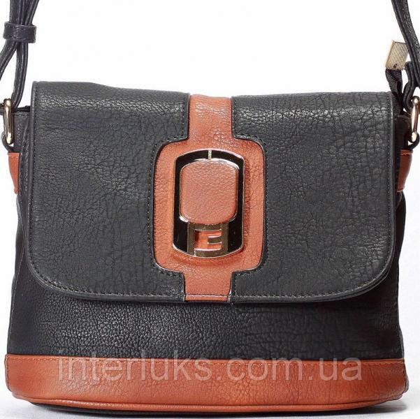 Женская сумка Giorgio Ferrilli J13491 черная