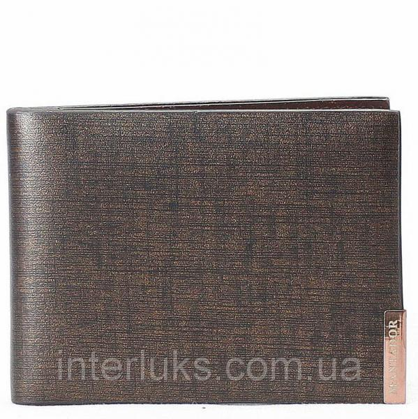 Мужская визитница Mantador 9931 коричневая