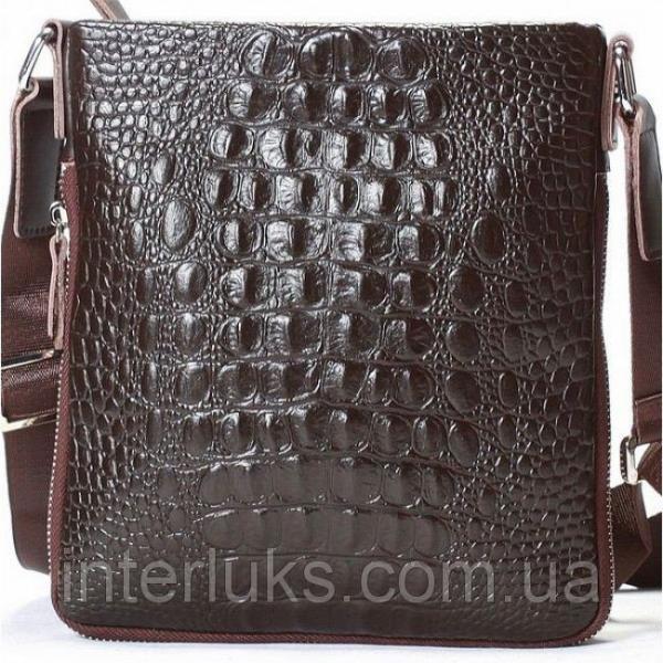 Мужская сумка 509-1 коричневая