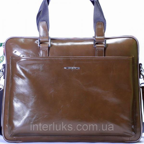 Мужской портфель 8005-5 хаки