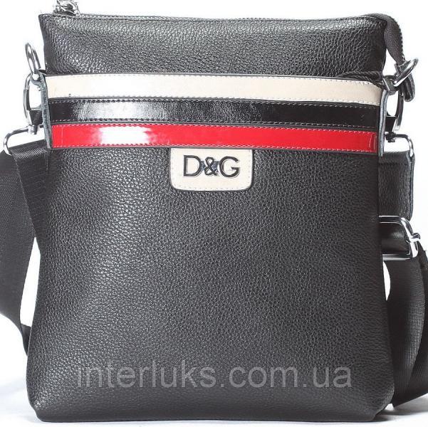 Мужская сумка 3105-1 черная