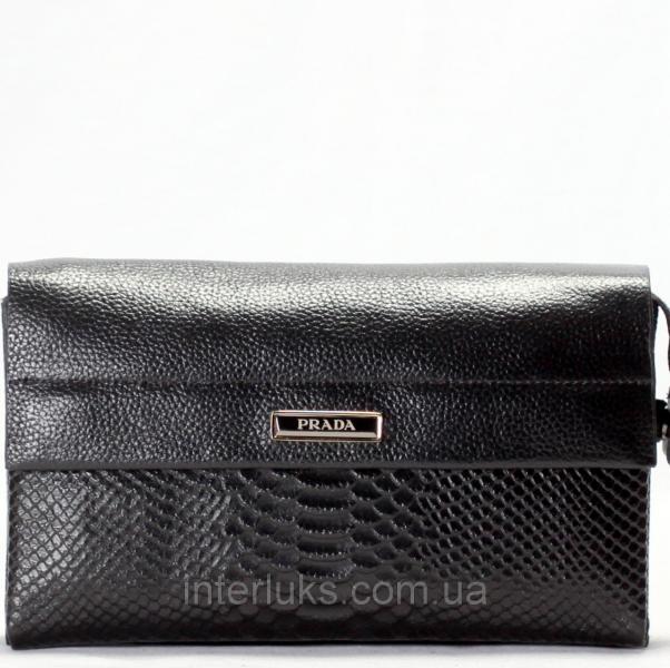 Мужская барсетка 1515-2 черная
