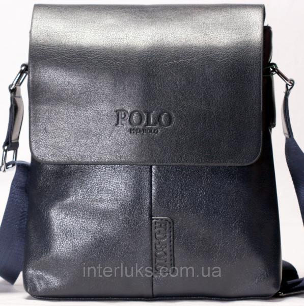 Мужская сумка 1606-1синяя