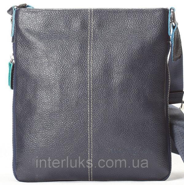 Мужская сумка 509 синяя