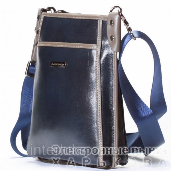 f13eee37d991 ... Мужская сумка Classiс Garden CG8653-2 распродажа синяя - Мужские сумки  и барсетки на рынке ...