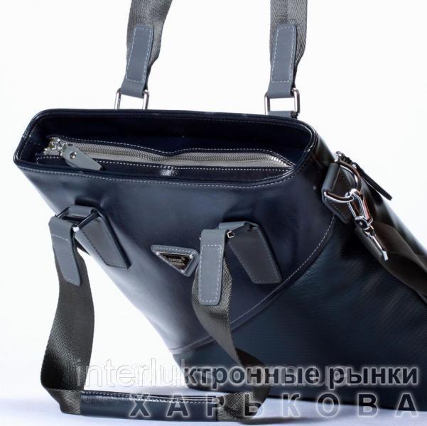 c6d83a4f6375 Мужской портфель Classiс Garden CG9154-3 распродажа синий - Мужские сумки и  барсетки на рынке ...