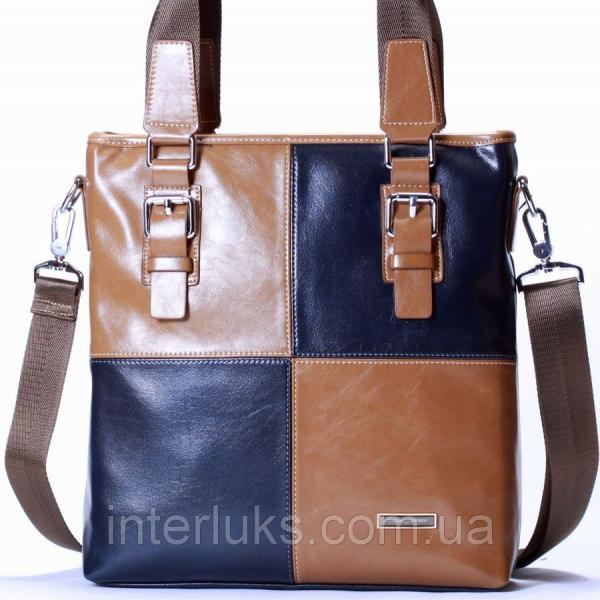 Мужская сумка Classiс Garden CG9156-3 распродажа синяя