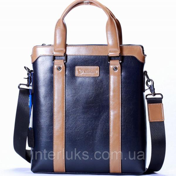 Мужская сумка Classiс Garden Y9128-4 синяя рапродажа