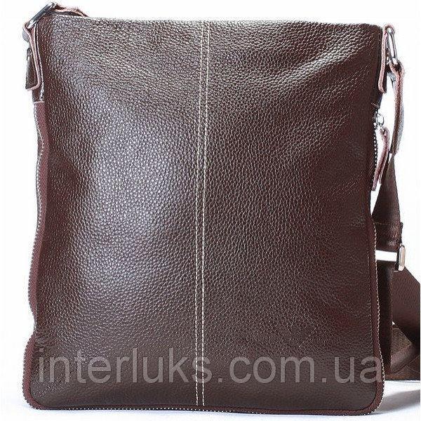 Мужская сумка 509 коричневая