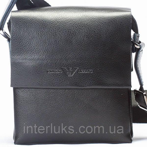 Мужская сумка 8610-19 черная