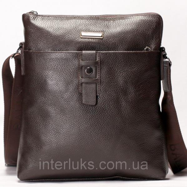 Мужская сумка 8906-1 коричневая