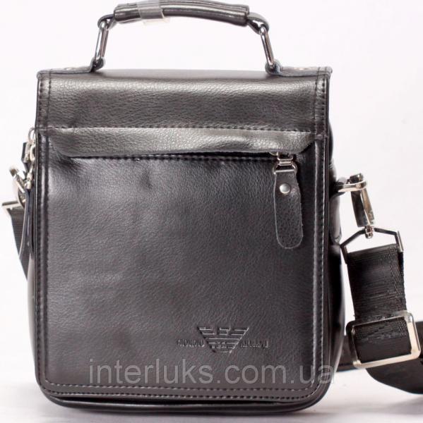 Мужская сумка 8011-1 черная