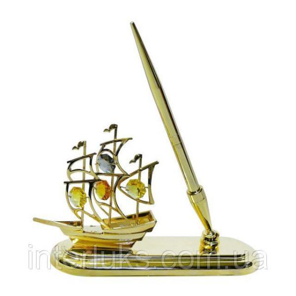 Фигурка Кораблик с ручкой