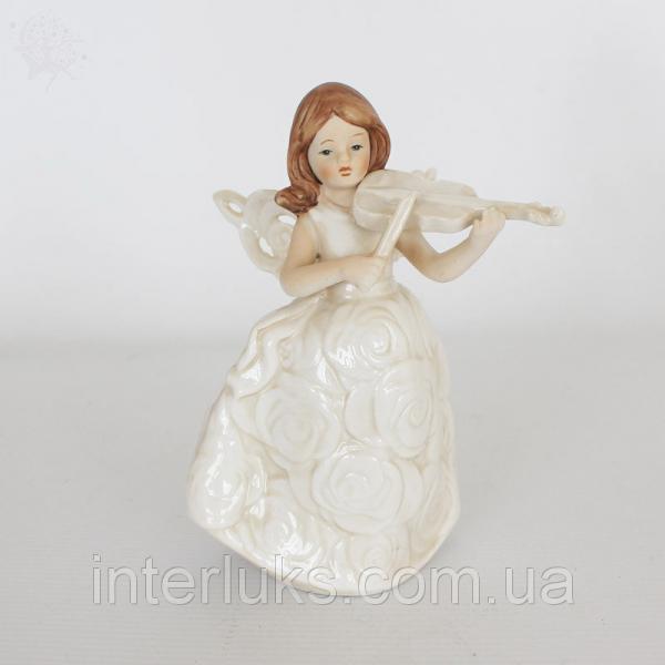 Фигура Ангел со скрипкой