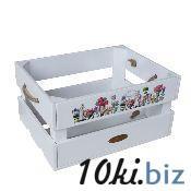 Ящик-цветник большой Прованс, - Емкости для растений, горшки, кашпо в магазине Одессы
