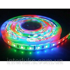 Светодиодная лента SMD 5050 60 шт/м RGB (цена за 5 метров)