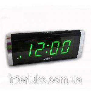 Часы настольные сетевые VST CX 730