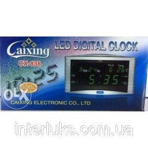 Часы настольные сетевые VST CX 838