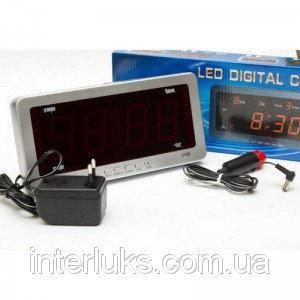 Часы настольные сетевые VST CX 2159