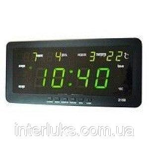 Часы настольные электронные 2158-2
