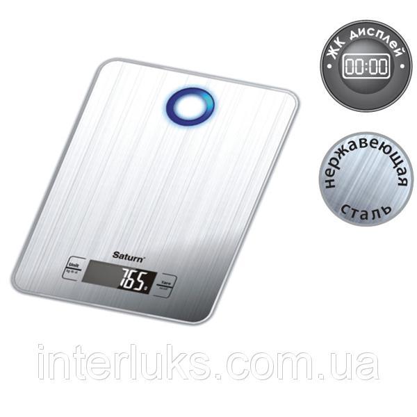 Весы кухонные SATURN ST-KS7804