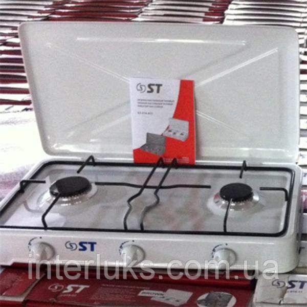 Таганок газовый настольный ST 63-010-02 BIG WHITE