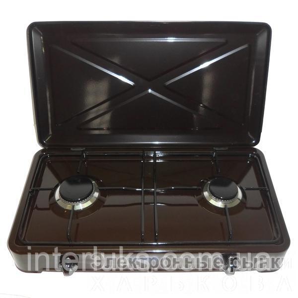 Таганок газовый настольный ST 63-010-02 BIG BROWN - Кухонные плиты на рынке Барабашова