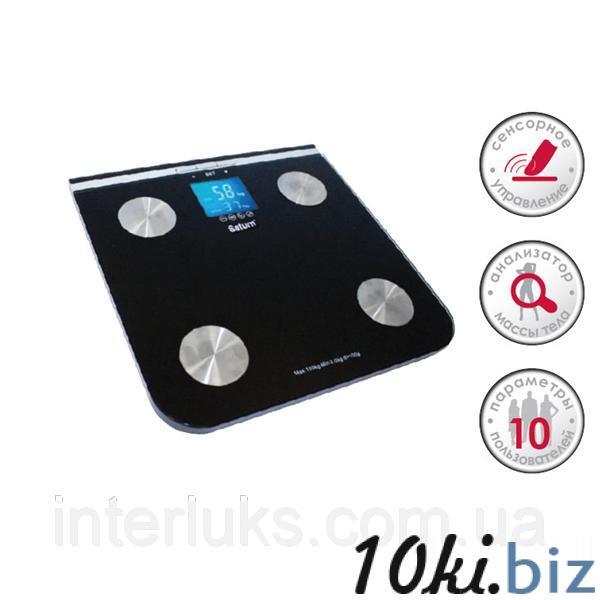 Весы напольные SATURN ST-PS0284 - Напольные весы бытовые в магазине Одессы