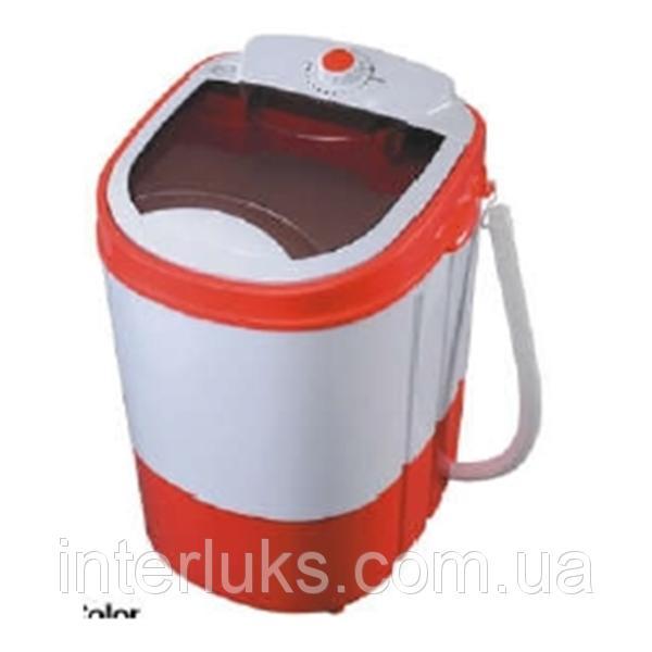 Стиральная машина однобакова 3 кг; съемная пластиковая центрифуга ST