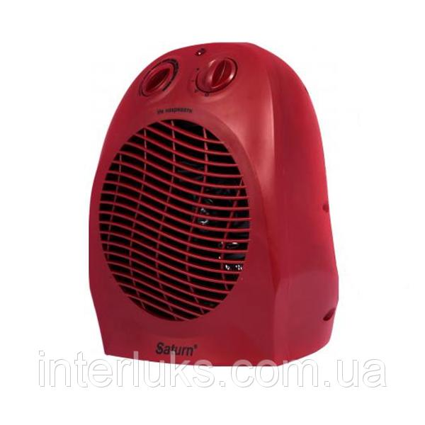 Тепловентилятор SATURN ST-HT0481 RED