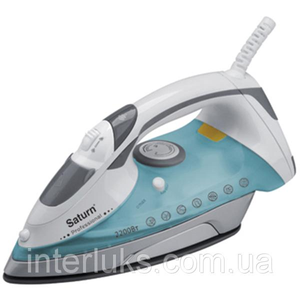 Утюг  SATURN ST-CC0223 LIGHT BLUE