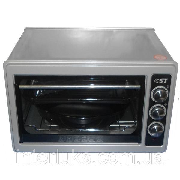 Духовка печь электрическая 33л ST 77-500-03 GREY