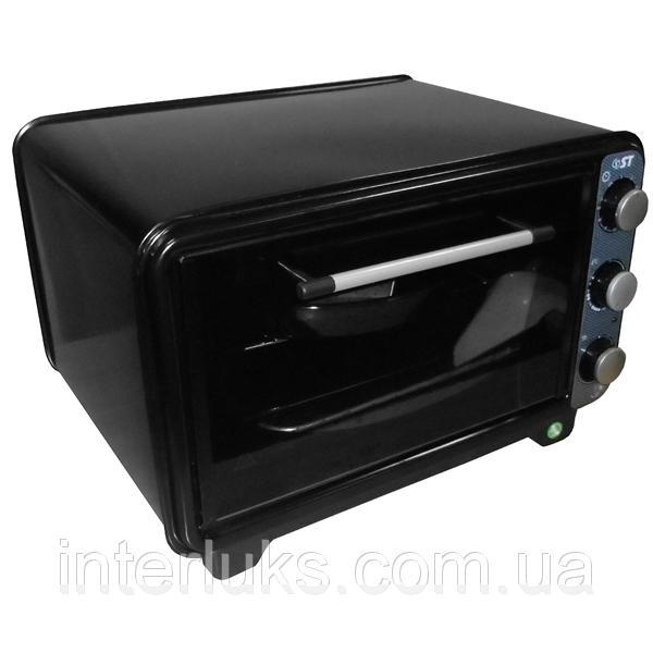 Духовка печь электрическая ST 75-351-01 BLACK