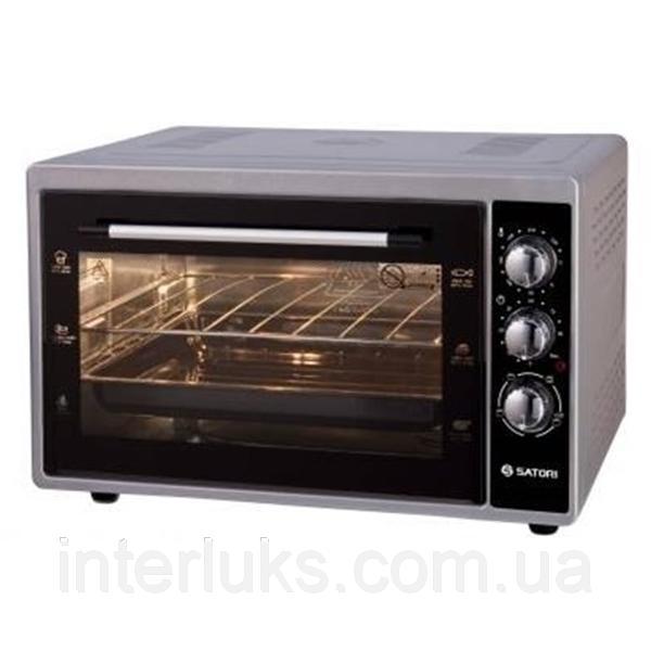 Печь электрическая Satori SEO-4207-GR 1500ВТ/ 42л./ 3 режима нагрева