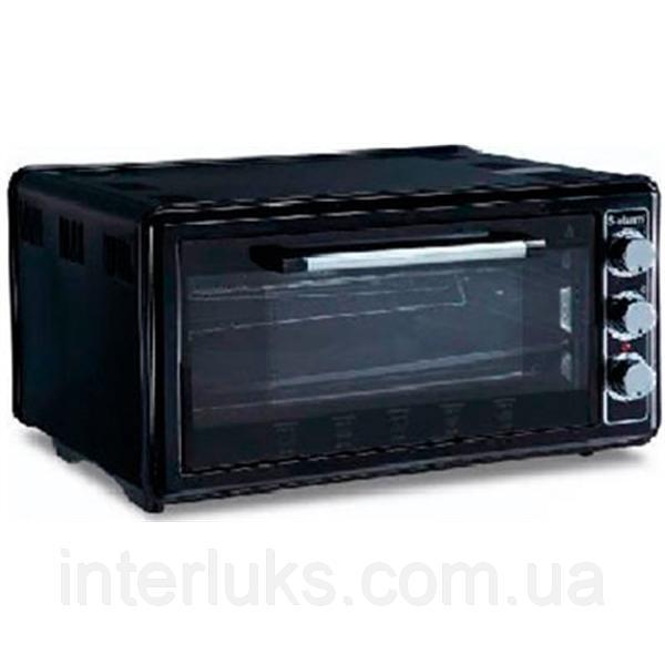 Духовка печь электрическая SATURN ST-EC1076 BLACK