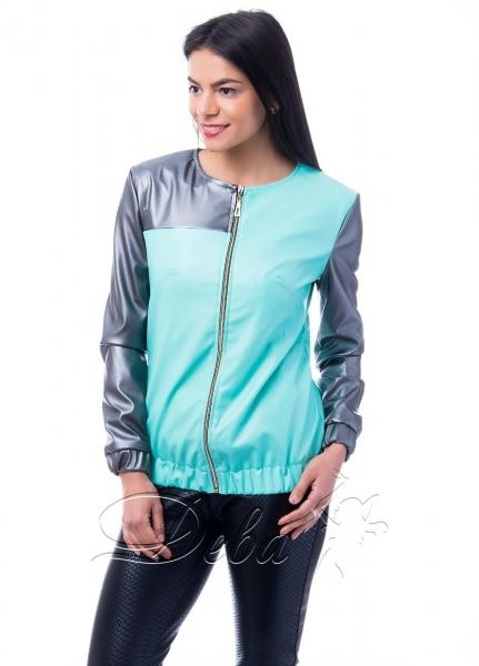 Куртка из эко кожи №225