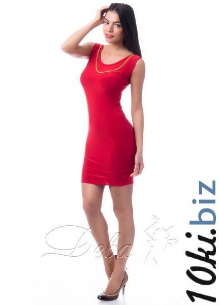 Платье мини из микромасла №181 - Короткие платья, мини платья в магазине Одессы