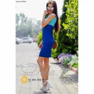 Фото Платья Летнее платье из микро дайвинга №048