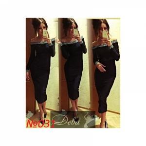 Фото Платья Платье  открытые плечи №031