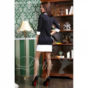 Фото Платья Платье с карманами из трикотажа №028