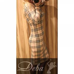 Фото Платья Платье burberry из вискозы №017