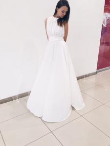 Фото Максі плаття Подвійний шифон