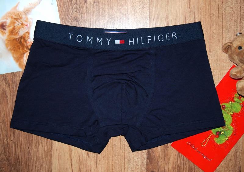 Трусы Tommy Hilfiger тёмно-синего цвета